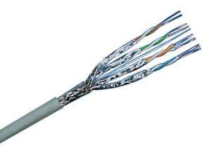 DNV Sertifikalı Marin Cat7 Data Kablosu
